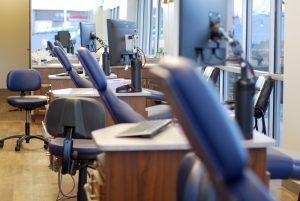 Nance Orthodontics - Exam Chairs